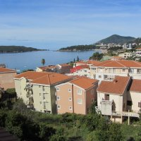 Cozy suites for rent № 3, 4, 5, 6 in Rafailovići, 110 m from the beach
