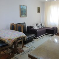 Apartment for rent with two separate bedrooms, 150 m from the beach in Rafailovići, (60 m2)