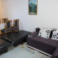 Iznajmljivanje stana sa dvije odvojene spavaće sobe 150 metara od plaže u Rafailovićima (60 kv.m.)