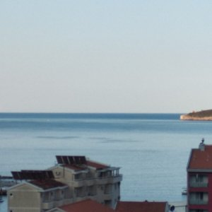 Apartment № 12 for rent in Rafailovići with three bedrooms, 150 m from the beach, 100 m2