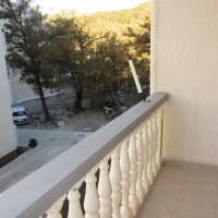 Apartment № 3 for rent, 500 m from Bečići beach in a private house with a yard and parking space (23 m2)