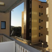 Аренда апартамента №3 в 500 м от пляжа в Бечичи в доме с собственным двором и паркингом (23 кв.м.)