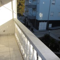 Apartment № 6 for rent, 500 m from Bečići beach in a private house with a yard and parking space (23 m2)