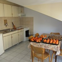 Apartment № 7 for rent with 2 isolated bedrooms, 500 m from Bečići beach (45 m2)