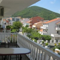 Rent 2-bedroom. apartment number 2 (the owner) in Budva, Montenegro (55 sq.m)