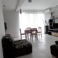 Rent a studio apartment of 40 sq.m. in the quiet center of Budva, near the