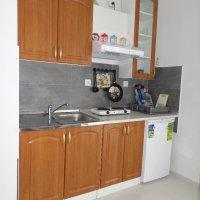 Mieten Sie ein Studio-Apartment von 40 qm im ruhigen Zentrum von Budva, in der Nähe des