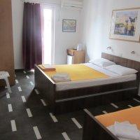 Аренда комнаты № 6 на 5-м этаже в 35 м от моря в Рафаиловичах