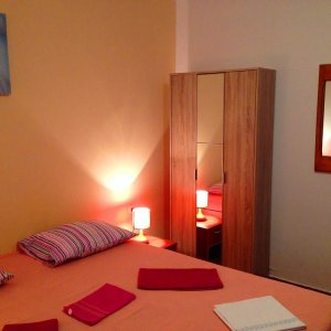 Rent one-room apartment a four №1 in Kotor District Kindness 2