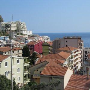 №№ 31-36 Aufenthalt in Montenegro, in der malerischen Ortschaft Rafailovici