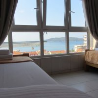 Apartment 150 m from the sea in Rafailovići № 32, 1 room, four-place (30 m2)