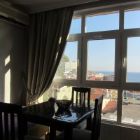Apartment 150 m from the sea in Rafailovići № 34, 1 room, four-place (27 m2)
