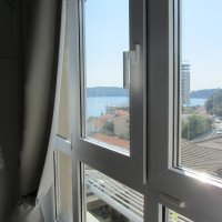 Apartment 150 m from the sea in Rafailovići № 36, 2 rooms, four-place (35 m2)