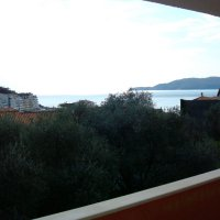 Apartment for rent № 9, 150 m from the sea in Rafailovići (60 m2)