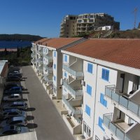 Apartments for rent in the residential complex