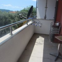 Apartment for rent № 7, 150 m from the sea in Rafailovići (55 m2)