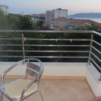 Apartment for rent № 101, 130 m from the sea in Rafailovići (40 m2)