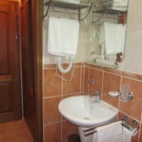 Apartment for rent № 101, 130 m from the sea in Rafailovići (40 m2)