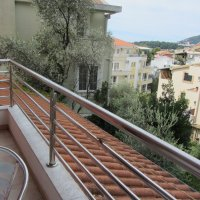 Apartment for rent № 205, 130 m from the sea in Rafailovići (40 m2)