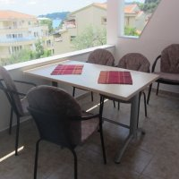 Vermietung wohnung Nummer 208-130 m vom Strand entfernt in Rafailovici (55 qm)