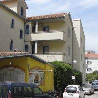 Аренда апартамента-студии № 303 в 40 м от пляжа в Рафаиловичах до 3-х чел.