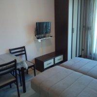 Аренда апартамента-студии 21 кв.м. в тихом месте центра Будвы в 350 м от пляжа (район TQ PLAZA)