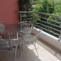 Suite for rent № 201, 130 m from the sea in Rafailovići (40 m2)