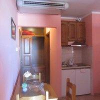 Iznajmljivanje stan broj 201 do 130 metara od plaže u Rafailovićima ( 40 kvadrata)