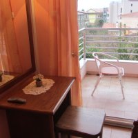 Suite for rent № 202, 130 m from the sea in Rafailovići (30 m2)