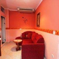 Suite for rent № 206, 130 m from the sea in Rafailovići (40 m2)