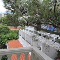 Аренда двухуровневого восьмиместного Пентхауса № 4, 86 кв.м.на 2-3 этаже с видом на море в 50 м от песчаного пляжа в Рафаиловичах
