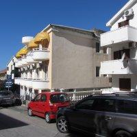 Аренда апартаментов в 50-ти м от пляжа Рафаиловичи (Ольга)