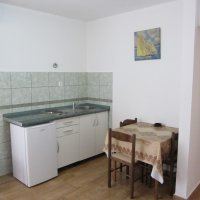 Suite № 3 for rent in Rafailovići, 110 m from the beach