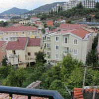 Suite № 5 for rent in Rafailovići, 110 m from the beach