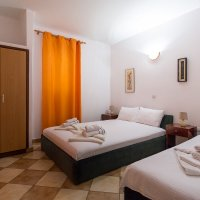 Аренда апартамента № 202 с 1-й спальней (3+1 чел.) в 40 м от пляжа в Рафаиловичах до 4-х чел.