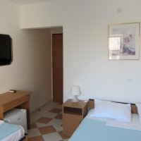 Room № 2 for rent in Rafailovići, 35 m from the beach