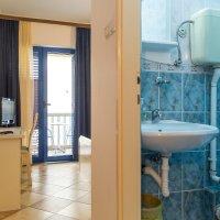 Аренда апартамента-студии № 203 в 40 м от пляжа в Рафаиловичах до 2-х чел.