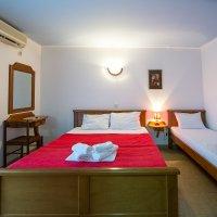 Аренда апартамента-студии № 403 в 40 м от пляжа в Рафаиловичах до 3-х чел.