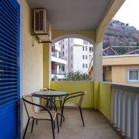 Аренда апартамента-студии № 404 в 40 м от пляжа в Рафаиловичах до 3-х чел.