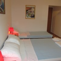 Room № 3 for rent in Rafailovići, 35 m from the beach