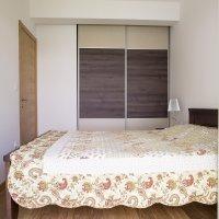 Аренда квартиры с 1-й спальней до 5 чел в 160 м от пляжа в Рафаиловичах (Божидар, Лазар)
