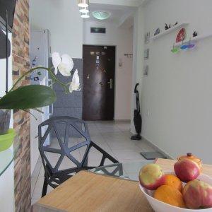 Аренда квартиры 40 кв.м. с 1-й спальней в Будве до 4-х чел 700 м от моря (Ольга и Сергей)