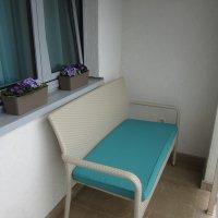 Аренда в Будве новой уютной 2-х комн. квартиры 46 кв.м. в 400 метрах от Старого города и TQ PLAZA (Дарко и Надя)