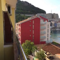 Room № 2 on the fifth floor for rent in Rafailovići, 35 m from the beach