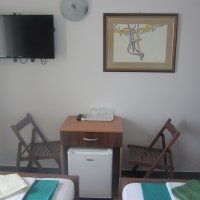 Room № 3 on the fifth floor for rent in Rafailovići, 35 m from the beach