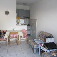 Аренда апартамента № 6/1 в 190 м от моря в Рафаиловичах (40 кв.м.)
