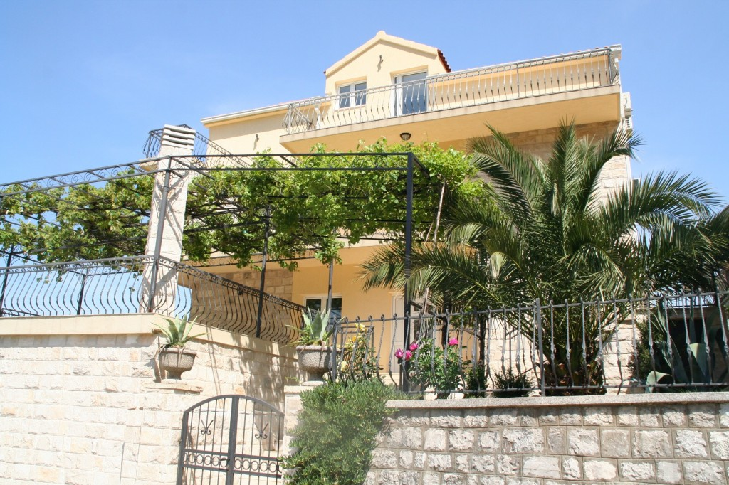 Апартаменты velji vinogradi черногория