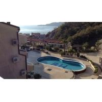 "Apartment For Sale 56 sq.m. in the complex ""Blue Horizon"" in Przno (6 km from Budva)"